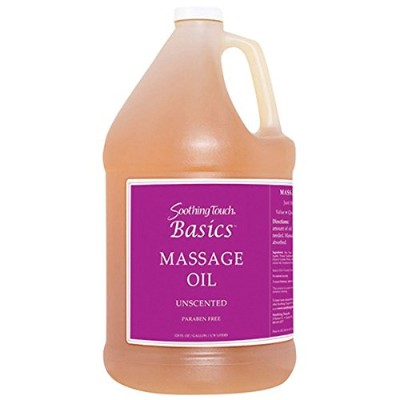 Soothing Touch W67349G Basics Oil, 1 Gallon by Soothing Touch