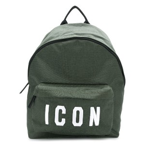 Dsquared2 Icon バックパック - グリーン