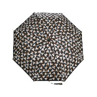 Moschino teddybear logo printed umbrella - ブラック
