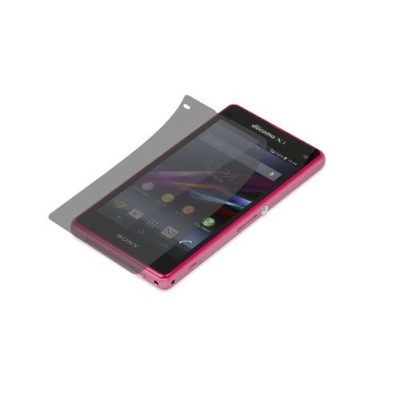 Deff High Grade Protection Film for XPERIA Z1f 覗き見防止 DF-XZ1FPV10