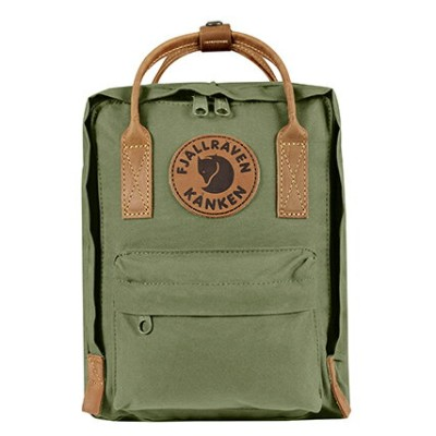 FJALL RAVEN(フェールラーベン) Kanken No. 2 Mini (620: Green)