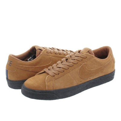 NIKE SB BLAZER ZOOM LOW ナイキ SB ブレザー ズーム ロー LIIGHT BRITISH TAN/BLACK 864347-200