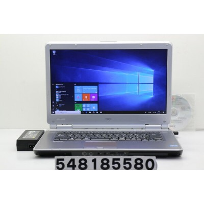 NEC PC-VK29HDZNF Core i7 3520M 2.9GHz/8GB/128GB(SSD)/DVD/15.6W/FHD(1920x1080)/RS232C/Win10【中古】...