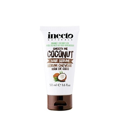 Inecto Naturals - Smooth Me Coconut Hair Serum - 50ml (Case of 6)