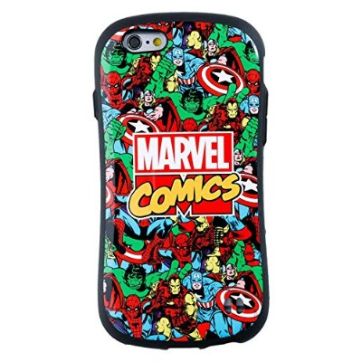 iFace First Class MARVEL iPhone6s / 6 ケース 耐衝撃/ヒーロー / 集合