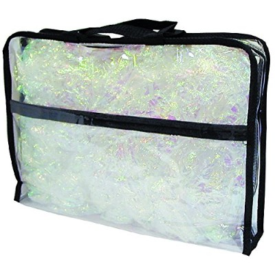 City Lights Make Up Briefcase, Clear
