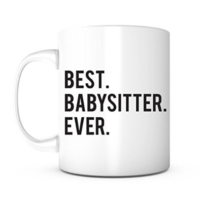 Best Babysitterベビーシッターever-babysitterギフト、ギフトの、誕生日ギフトfor Babysitters、Best Nanny Everベビーシッター、ベストギフト...