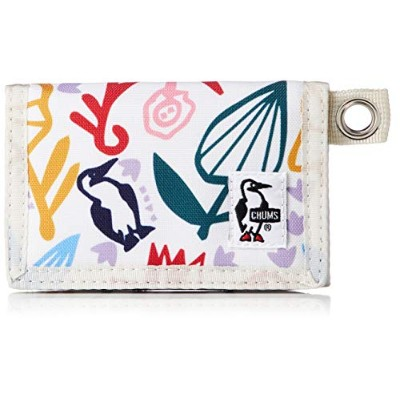 [チャムス]財布 Eco Small Wallet Garden