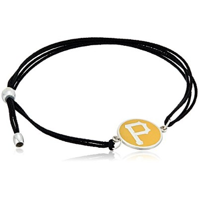 Alex and Ani Womens Pittsburgh Pirates Kindredコードブレスレット Expandable