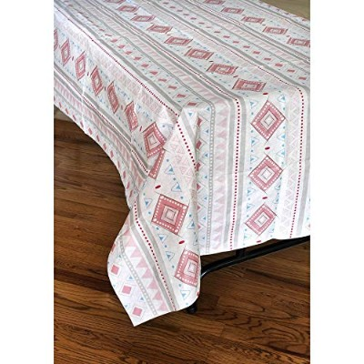 """The Adventure Begins Girl Paper Tablecover (54"""" x108、""""部族パターン) The Adventure Beginsコレクションby..."""