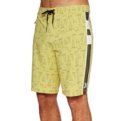 ハーレー 海パン Hurley Phantom JJF IV Maritime 20'' Board Shorts Buff Gold