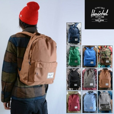 HERSCHEL SUPPLY CLASSIC 【正規取扱店】 (11色展開) ハーシェル リュック バックパック デイパック ( HERSCHEL SUPPLY CO ) ( ハーシェル )
