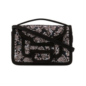 Pierre Hardy Alpha clutch bag - ブラック