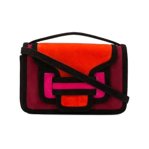 Pierre Hardy Alpha clutch bag - レッド