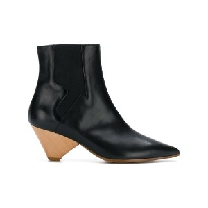 Christian Wijnants Adair ankle boots - ブラック