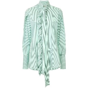 Maggie Marilyn Second Nature shirt - グリーン