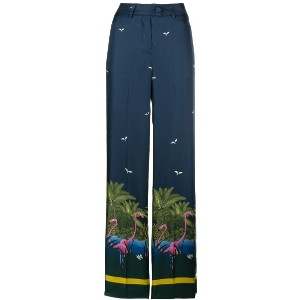 F.R.S For Restless Sleepers Zelos trousers - ブルー