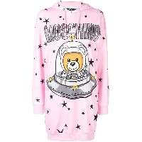Moschino Space Teddie ドレス - ピンク