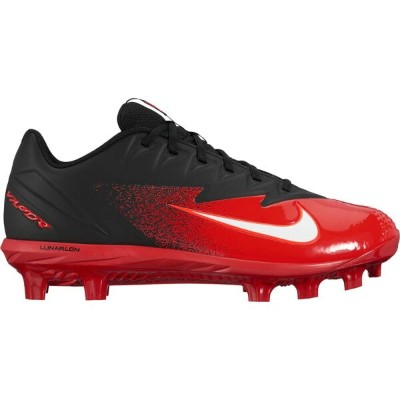 ナイキ Nike メンズ 野球 シューズ・靴【Vapor Ultrafly Pro MCS Baseball Cleat】Black/White/Red
