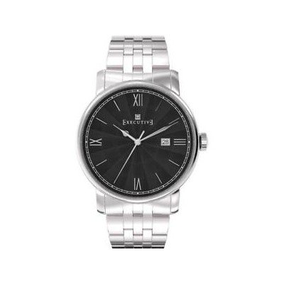 【送料無料】エグゼクティブexecutive ex101011_it orologio da polso uomo it