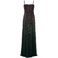 Circus Hotel structured evening dress - ピンク