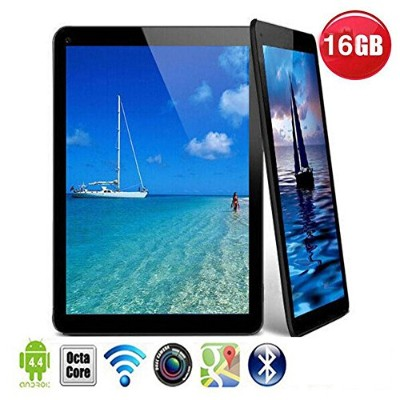 N98 9インチのAndroid 4.4タブレットPC Allwinner A33クワッドコア1GB + 16GB 800x480 WiFi W /マイク