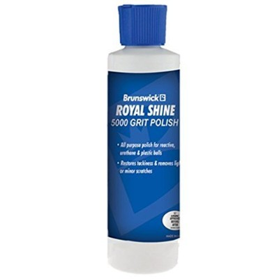 Brunswick Royal Shine Bowling Ball Polish- 180ml bottle