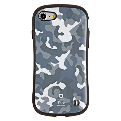 iFace First Class Military iPhone8/7 ケース 耐衝撃/グレー