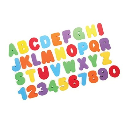 (1, HD-3) - Little Tikes Bath Letters and Numbers Multicolor - Games Of Bath, toys and Stickers (3...