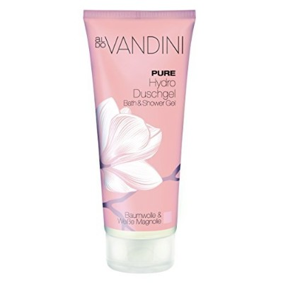 Aldo Vandini Pure Hydro Duschgel Baumwolle & Weiテ歹 Magnolie 200 ml