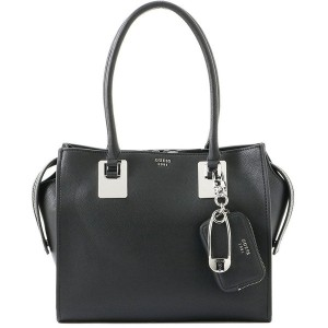 【SALE 30%OFF】ゲス GUESS GABI GIRLFRIEND SATCHEL (BLACK) レディース