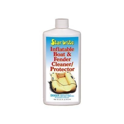 Starbrite Fender & Inflatable Boat Cleaner 16 oz by Star Brite