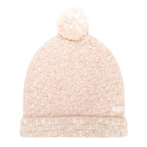 Chloé Kids knitted bobble hat - P54 Nude