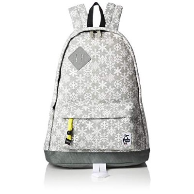 [チャムス]リュック Classic Day Pack Sweat Nylon Snowflake