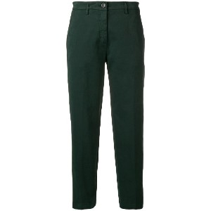 Department 5 chino gabardina trousers - グリーン