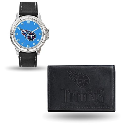 NFL Tennessee TitansレザーWatch /財布セットby Rico Industries