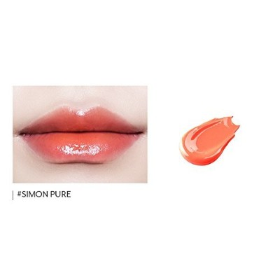 [PONY EFFECT]ポニーエフェクト ティント Favorite Fluid Lip Tint (Cherish Values) [並行輸入品] (Simon Pure)