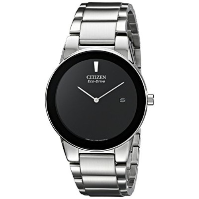 [シチズン]Citizen 腕時計 Axiom Analog Display Japanese Quartz Silver AU1060-51E メンズ [逆輸入]