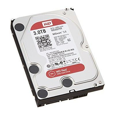 WESTERN DIGITAL WD HDD 内蔵ハードディスク 3.5インチ 3TB WD Red NAS用 WD30EFRX 5400rpm 3年保証【smtb-s】