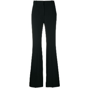 Alexander McQueen slim-fit trousers - ブラック