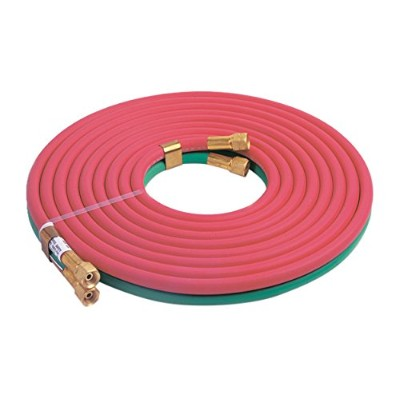 Lincoln Electric KH578 Oxy-Acetylene Hose, 1/4 x 25' by Lincoln Electric