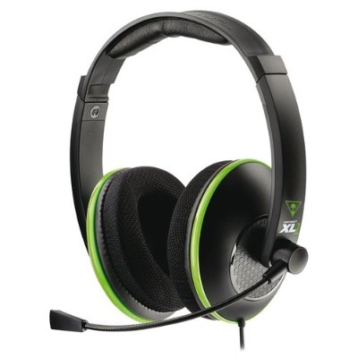 Turtle Beach Ear Force XL1 Gaming Headset For Xbox 360 Black