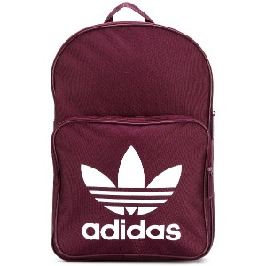 Adidas Classic Trefoil backpack - レッド