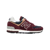 New Balance 576 casual sneakers - レッド