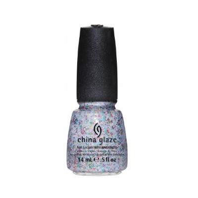 CHINA GLAZE Nail Lacquer - Cirque Du Soleil Worlds Away 3D - It's a Trap-eze (並行輸入品)
