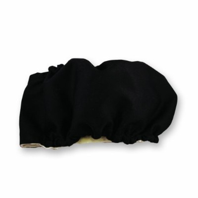 Seasonals Washable Belly Band/Diaper, Fits Medium Dogs, Black by Seasonals