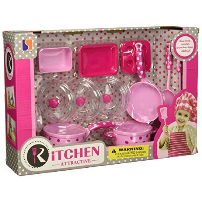 Kids Kitchen Playセットol909