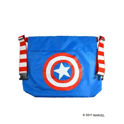 MARVEL COLLECTION MARVEL COLLECTION/ラゲッジベルトバッグ シールド アントレスクエア バッグ