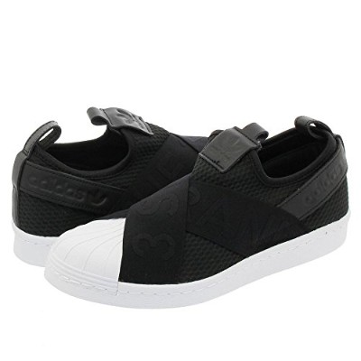 [アディダス] adidas SUPERSTAR Slip On W CORE BLACK/CORE BLACK/RUNNING WHITE 【adidas Originals】