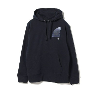 BEAMS T 【SPECIAL PRICE】Palm Graphics / Smile Fin Hoodie ビームスT カットソー【送料無料】